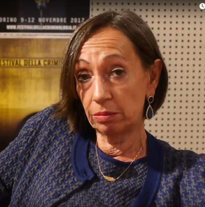 Isabella merzagora betsos for Societa italiana di criminologia